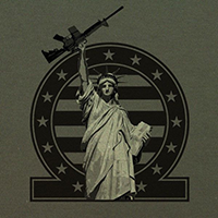 2nd Amendment Statue of Liberty T-Shirt