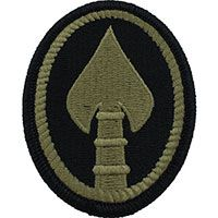 Special Operations Command (SOCOM) Multicam Patch