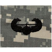 Army Air Assault Embroidered ACU Badge