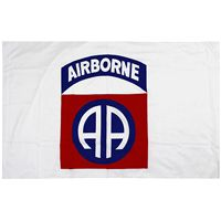Army 82nd Airborne Division 3' x 5' Flag