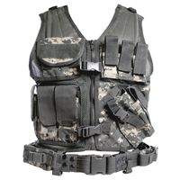ACU Cross Draw Tactical Vest