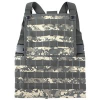 ACU Digital M.O.L.L.E. II Tactical Ranger Rack Load Carrying Vest