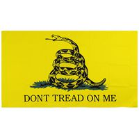 Don't Tread On Me 3'x 5' Flag