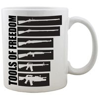 Tools of Freedom Mug