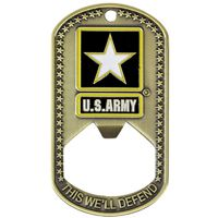 Army Bottle Opener
