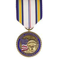 World War II 60th Anniversary Commemorative Medal