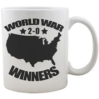 World War Winners Mug