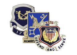 Corps Crests