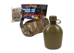 Hydration and MREs