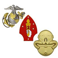 View All Marine Corps Badges
