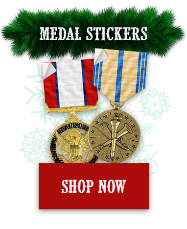 Medal Stickers