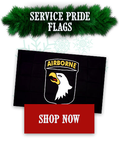 Service Pride Flags