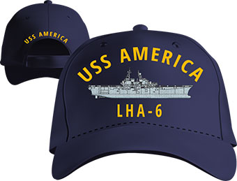 The U.S. Navy Cap Builder
