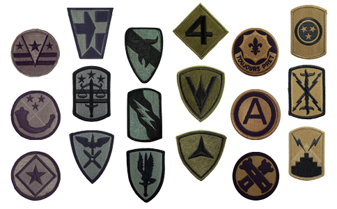 Combat Service Identification Badges 93bc56cbce7