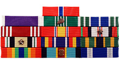 Standard Ribbon Rack