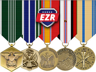Miniature Medals Mounting Service