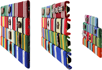 Military Ribbons Collection