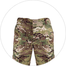 Tactical pants and shorts
