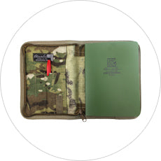 Field manuals and stationary