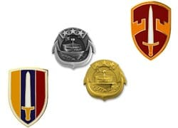 Vietnam Badges
