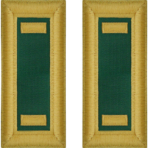 Army Male Shoulder Boards - Special Forces