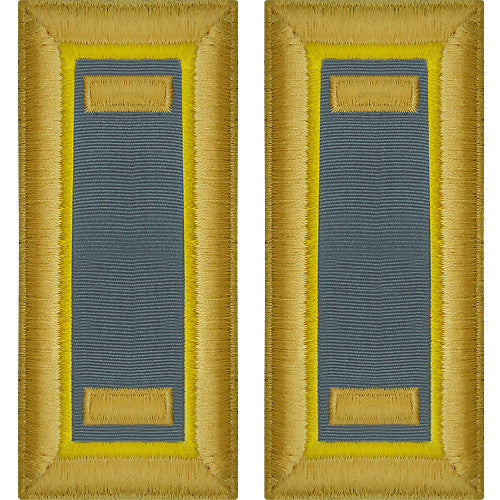 Army Male Shoulder Boards - Finance