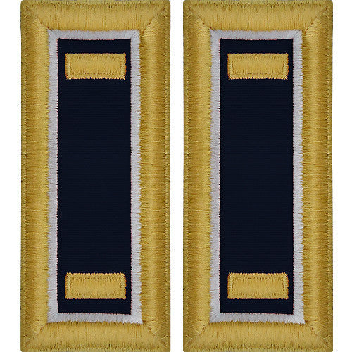 Army Male Shoulder Boards - Judge Advocate