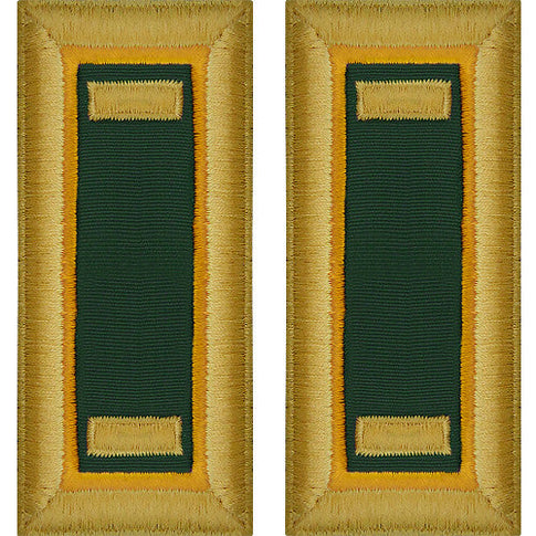 Army Male Shoulder Boards - Military Police