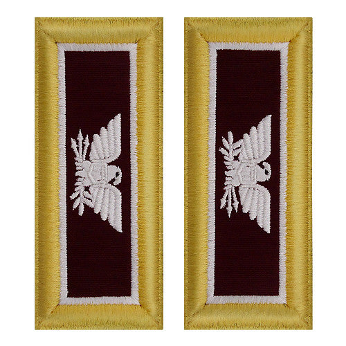 Army Female Shoulder Boards Medical And Veterinary Usamm