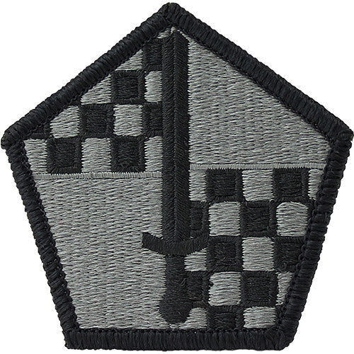 Military Entrance & Processing ACU Patch