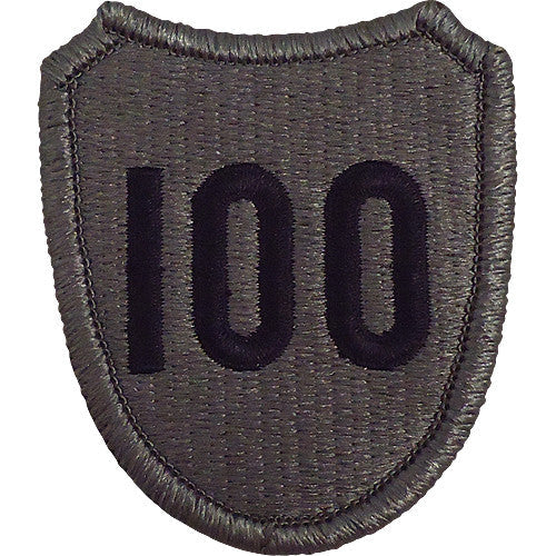 100th Division (Training) ACU Patch