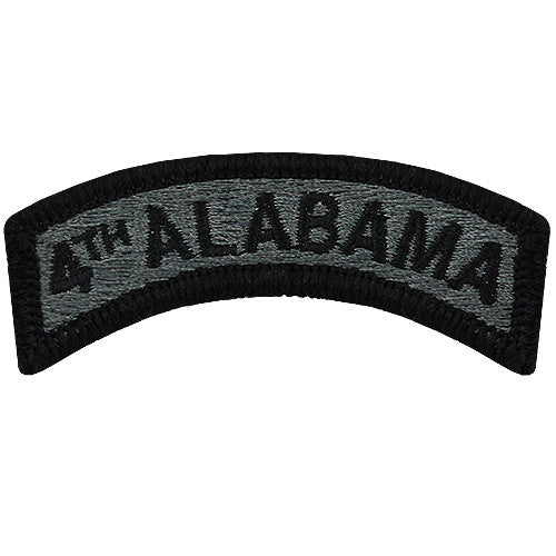 4th Alabama ACU Patch