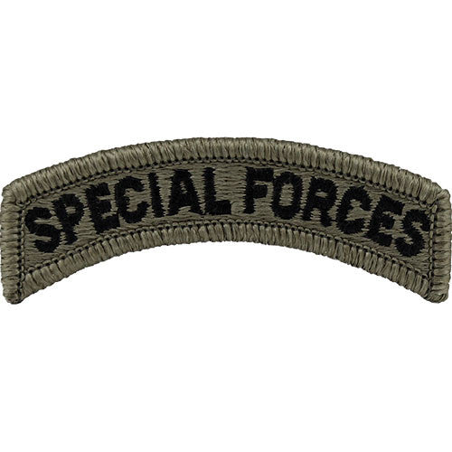 Special Forces ACU Tab