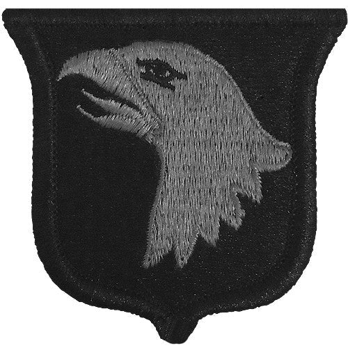 101st Airborne Division ACU Patch