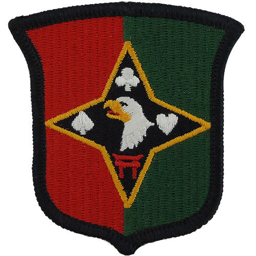 101st Sustainment Brigade Class A Patch