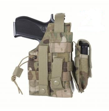 Tactical M.O.L.L.E. Holster - Multicam