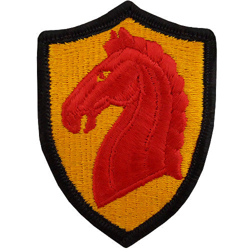 107th Acr Armored Cavalry Regiment Class A Patch Usamm