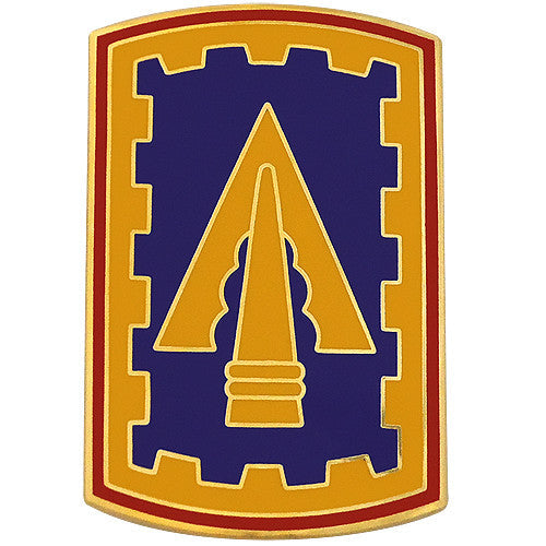 108th ADA (Air Defense Artillery) Combat Service Identification Badge