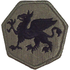108th Airborne Division ACU Patch