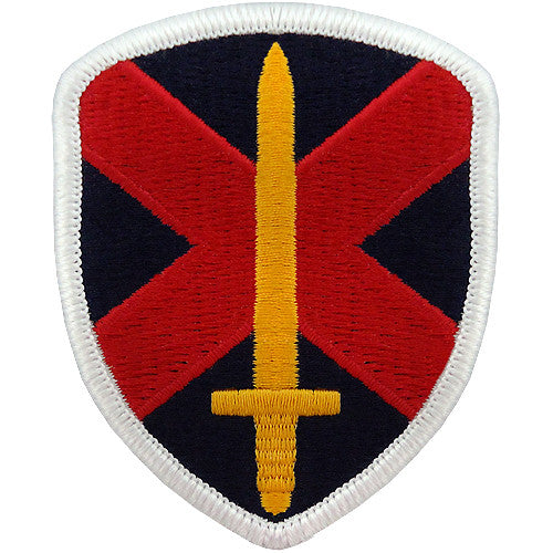 10th Personnel Command Class A Patch