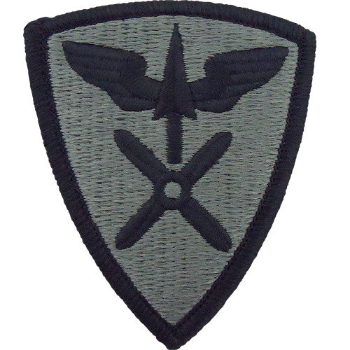 110th Aviation Brigade ACU Patch