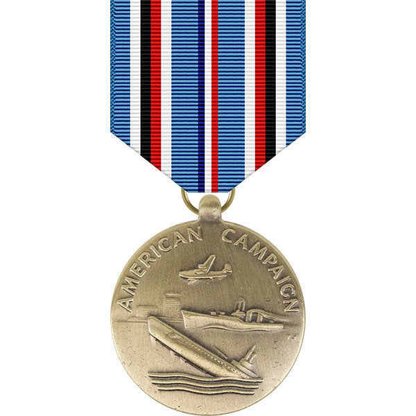 American Campaign Medal - WW II
