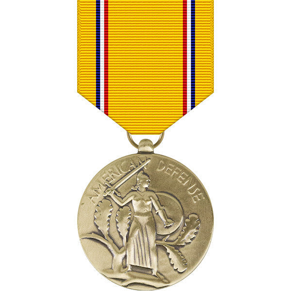 American Defense Medal - WW II
