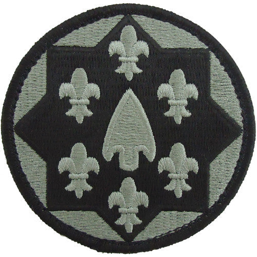 115th Support Group ACU Patch