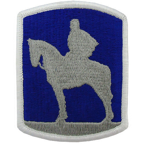 116th Infantry Brigade Combat Team Class A Patch