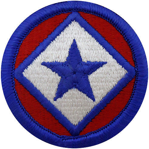 122nd Regional Readiness Command / ARCOM Class A Patch