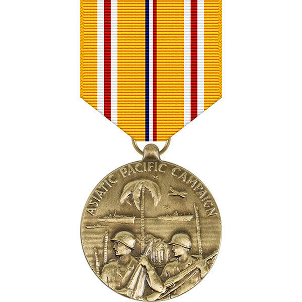 Asiatic Pacific Campaign Medal - WWII