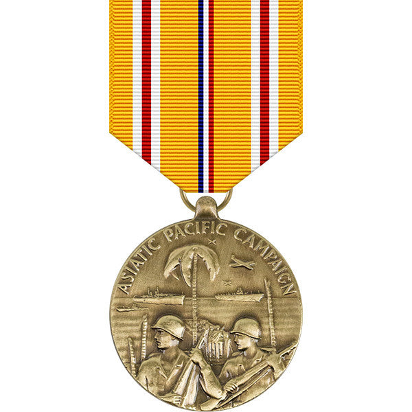Asiatic Pacific Campaign Medal   WWII