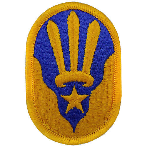 123rd Regional Readiness Command / ARCOM Class A Patch