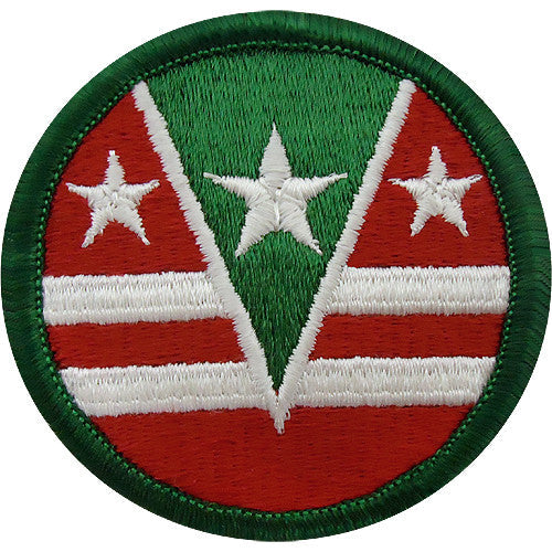 124th Regional Readiness Command / ARCOM Class A Patch